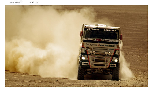 Dakar 2013 ¡ en camino ! / on its way !