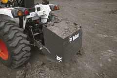 Bobcat Rear Ballast Box