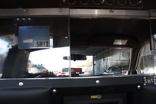 Last taxi ride