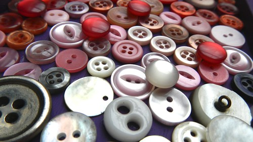 Button Mosaic 8