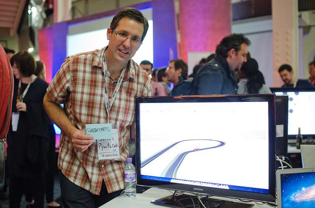 Mozilla Festival Demos