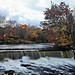 Small photo of Wood River, Woodville, Rhode Island, autumn