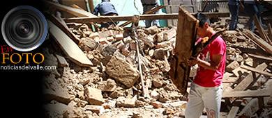 La historia en imágenes del terremoto