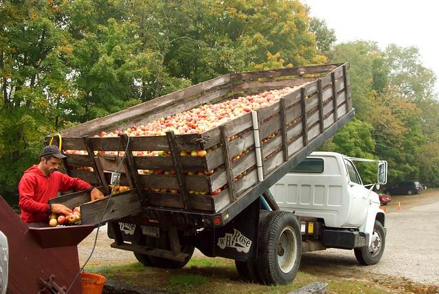 Apple Food Truck