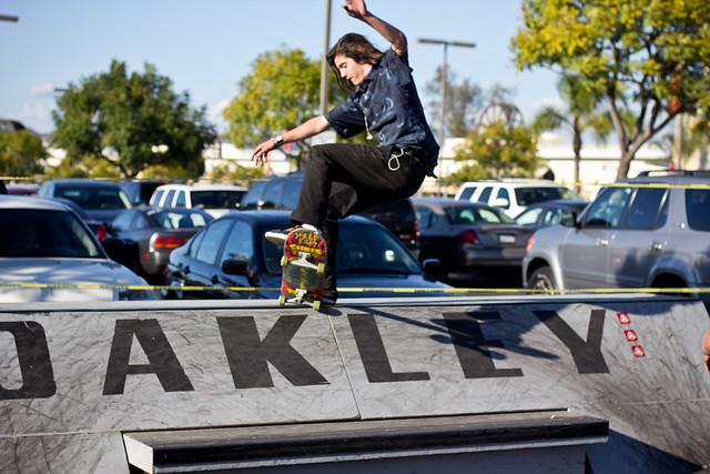 Oakley Get Dem Frogskins @ Active Escondido!