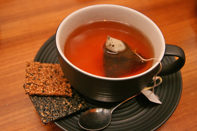 (Fukuoka) Yame Tea with Goma Sable Cookies