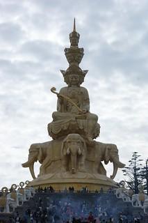 JinDing - Emei Shan Summit