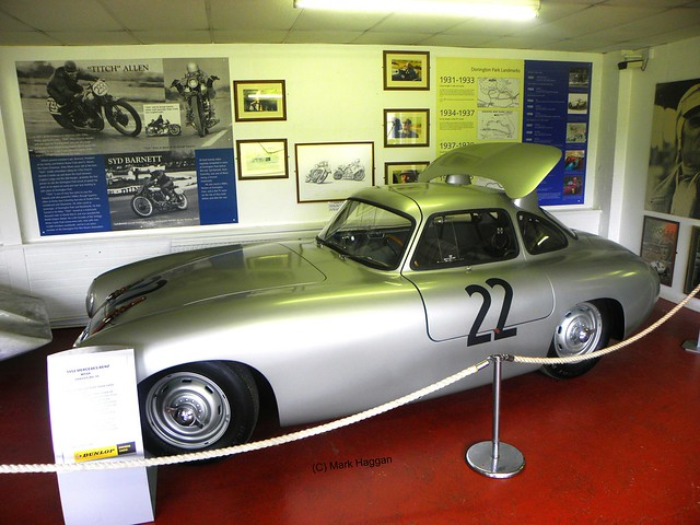 1952 Mercedes-Benz 300 SL W194 in The Donington Collection