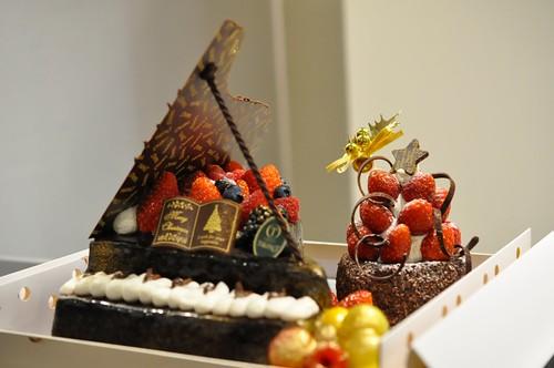 西武池袋本店 クリスマスケーキ 新宿高野 メロディ・ノエル