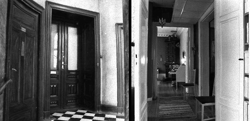 Trapphus och lägenhet på Krukmakargatan 12