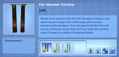 Fair Meadow Curtain