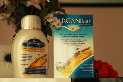 good shampoo for hair loss ARGANRain Argan Rain