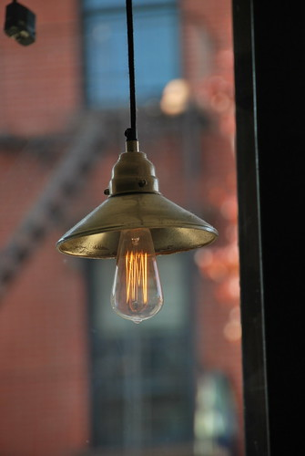A Lamp at Abistro