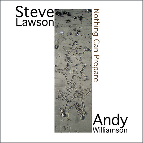 album art for Steve Lawson and Andy Williamson Nothing Can Prepare