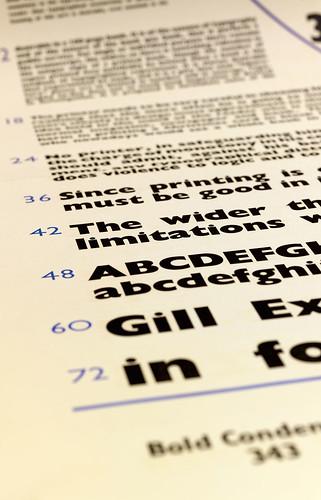 Gill Sans Ultra Bold