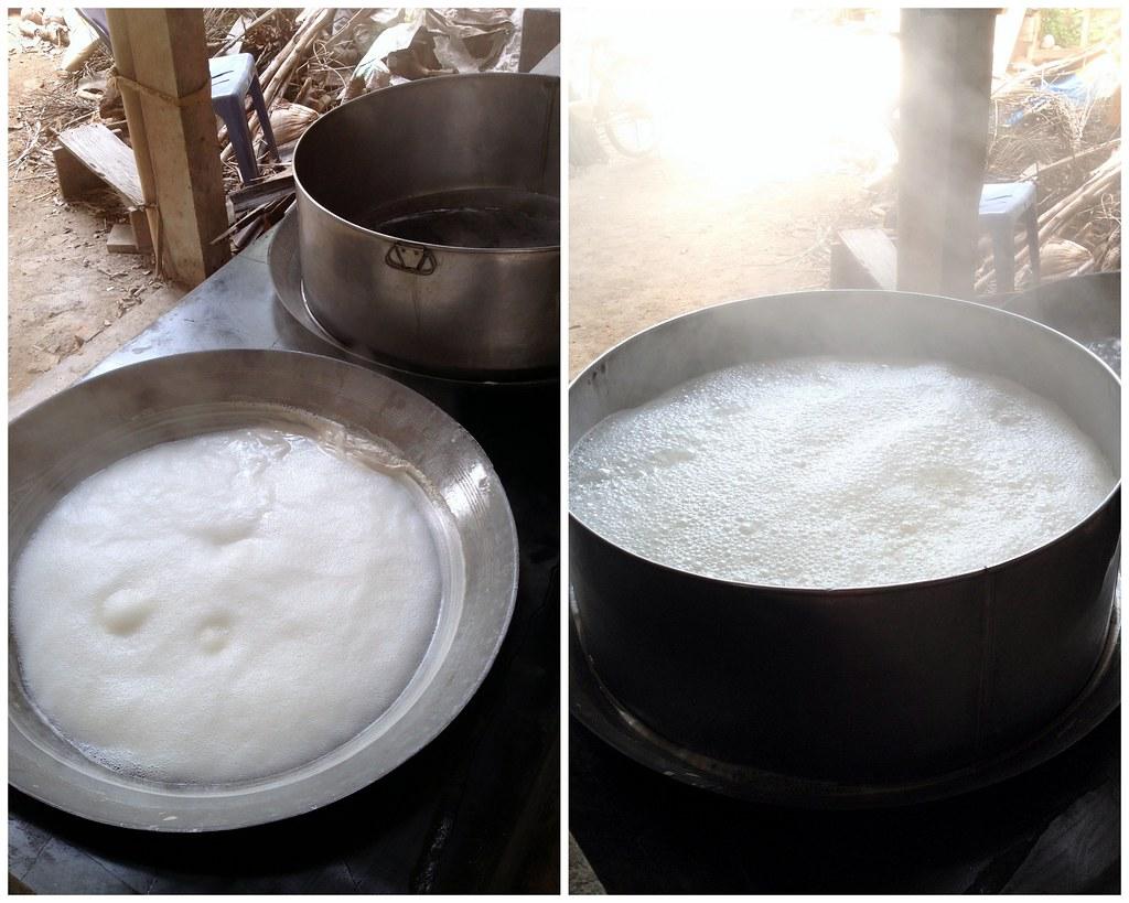 Baan Rim Klong: Palm Sugar