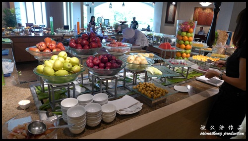 Buffet Fuzion - Sunway Resort Hotel & Spa
