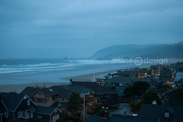 Cannon Beach/Hallmark Resort view