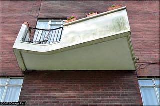 Hallfield / balcony