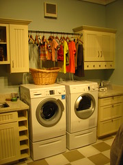 kitchen(0.0), yellow(1.0), room(1.0), laundry room(1.0), interior design(1.0), cabinetry(1.0), laundry(1.0),