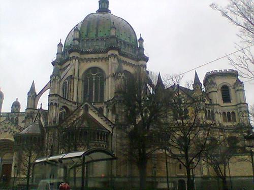 Desde Bruselas, Sint-Marie