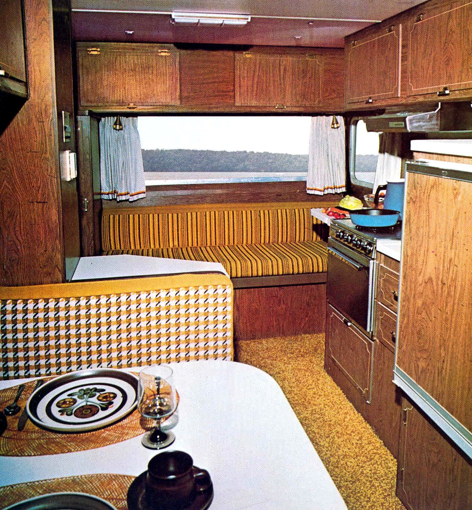New If You Miss The Old Look, Winnebago Is Bringing Back The Retro Looking Brave  Of Course, You Dont Get The 1970s Interior Though Im Sure They Can Customize Shag Carpeting And Avocado Color Cabinets You Can Read More At