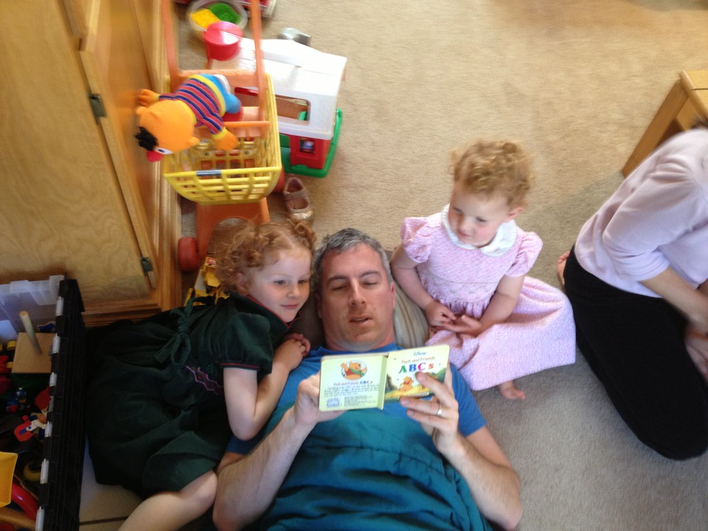 Uncle Dave Reads