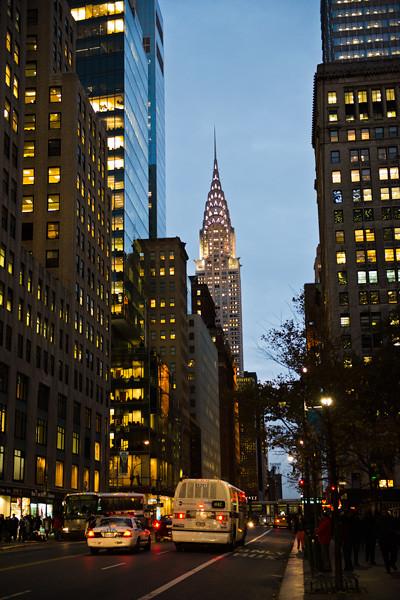 Chrysler Building, 42nd Street, New York | Flickr - Photo ...