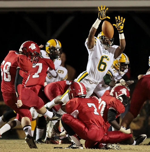 Football 2012: South Point vs Crest