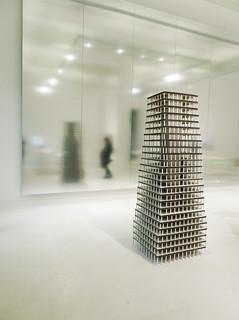 SANAA-Ausstellung,  Aedes-Galerie Pfefferberg. / 012011
