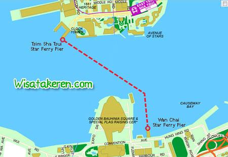 rute star ferry