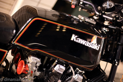 Walk with 6D : Kawasaki Z1-R Z1000 by 246-You