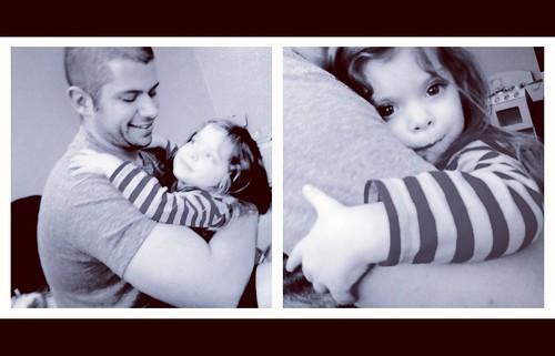 Daddy & Ava