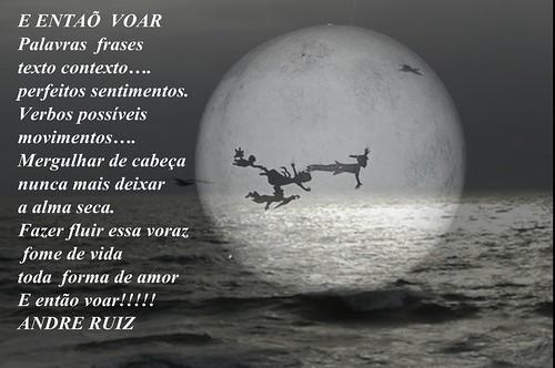 E ENTÃO VOAR by amigos do poeta