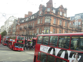 On the Bus, London