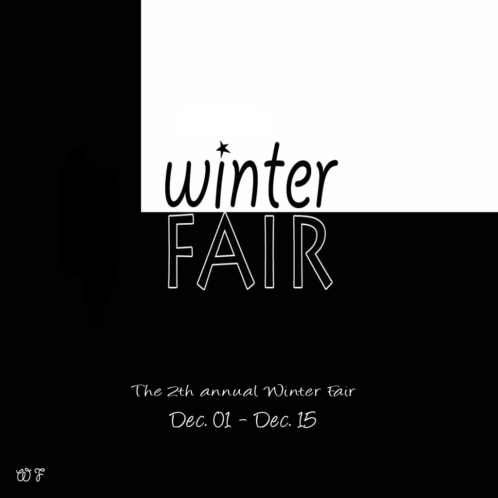 Winter Fair 2012 ... coming soon