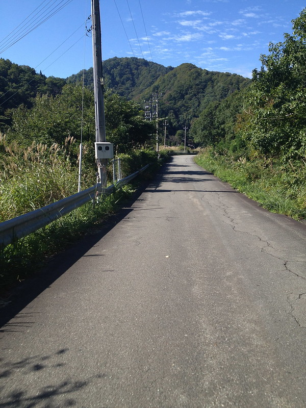 九頭竜湖へ向かう道 その5