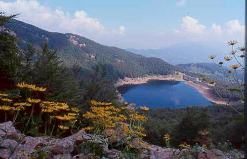 Lago Ballano