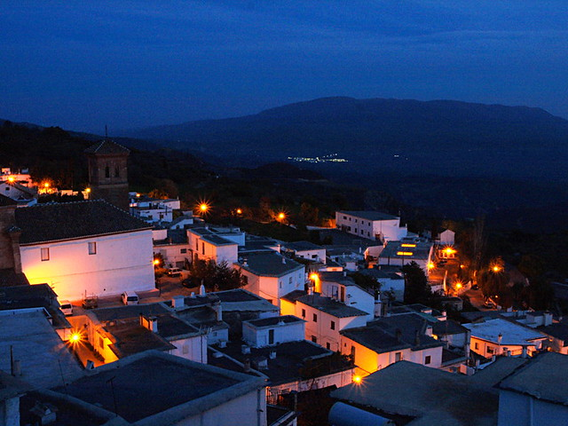 Mairena by night