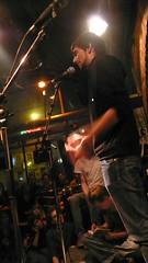 Adrian bei textstrom Poetry Slam Wien