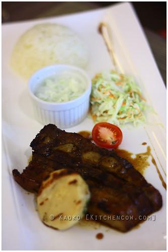 Tito Chef - Barbecued Pork Spare Ribs