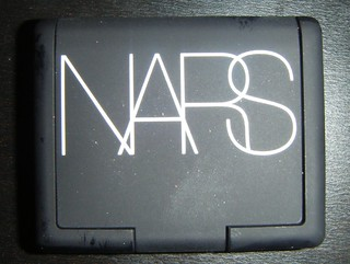 NARS Single Shadow Packaging