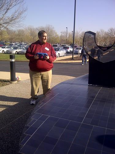 Principia College's John Broere discusses solar car design and racing at Siemens PLM