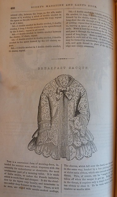 Godey's Lady's Book, May 1853 5