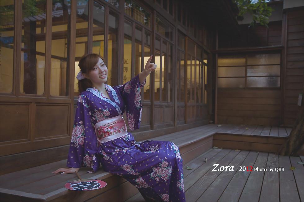 。。。Zora 過去。。。
