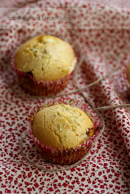Muffins chutney tomate y queso cabra_1