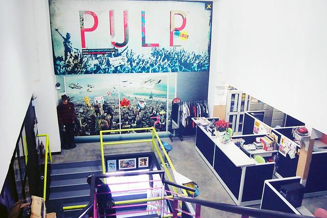 PULP magazine HQ