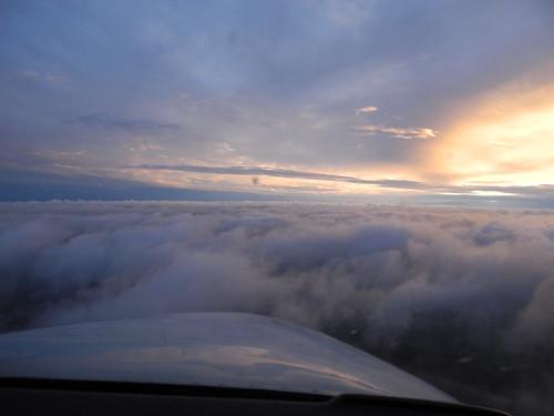 sunset aviation piper senecav