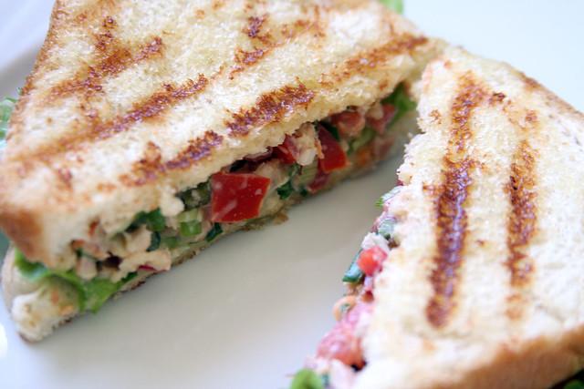 Sandwich de Atún 121