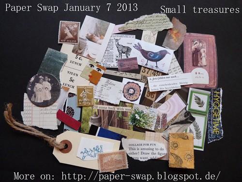 Paper Swap January 2013